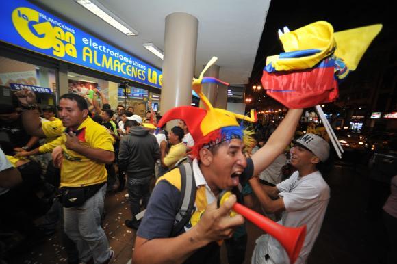 Equateur-Football-qualification-coupe du monde