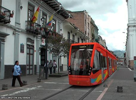 tramway cuenca