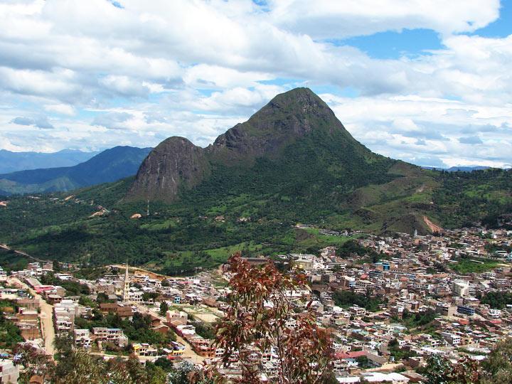 Loja, au sud de l'Equateur