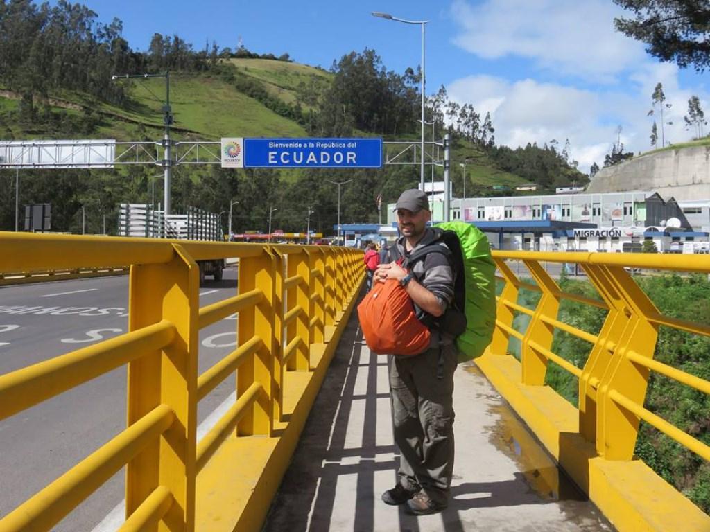 Marco Voyage en Equateur 2