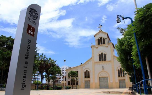 Eglise La Merced de Salinas