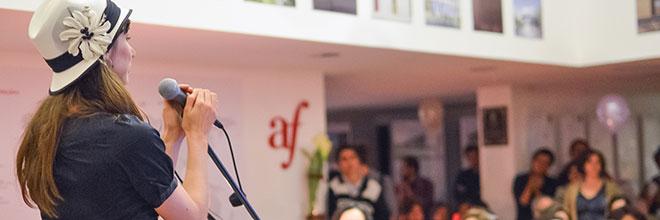 Les mardis du Cinéma de l'Alliance Française @ Alliance française de Cuenca et de Guayaquil