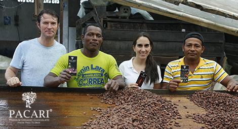 cacao equateur chocolat
