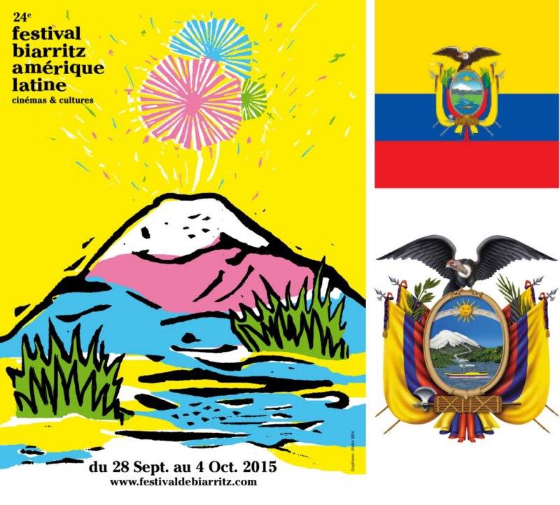 Festival Cinema Biarritz Equateur 2015